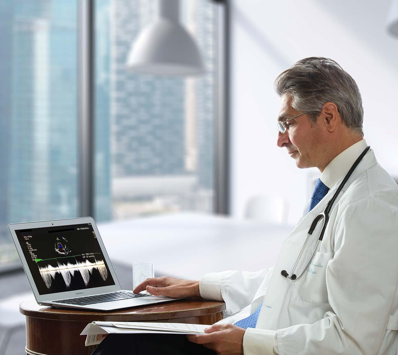 Doctor Luis Felipe Valenzuela - Cardiólogo experto